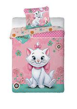 Original Disney Aristocats Marie Cat Nr.1 Parure de lit 160x200 coton
