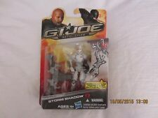 "STORM SHADOW Cobra Ninja HASBRO GI JOE Retaliation 2012 3.75"" ACTION FIGURE"