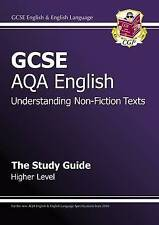 GCSE AQA A Study Guide Higher Reading of Non-fiction and Media Texts, Richard Pa