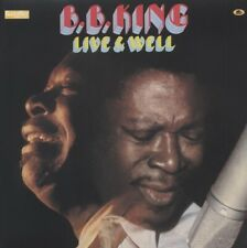 SEALED NEW LP BB King - Live And Well
