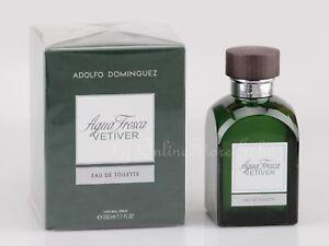 Adolfo Dominguez - Agua Fresca Vetiver - 230ml EDT Eau de Toilette