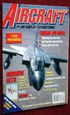 Aircraft Illustrated 1996 March - McDonnell Douglas - Lightning - Constellation
