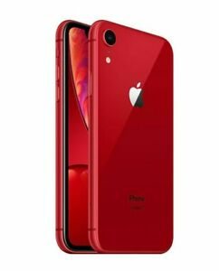 Apple iPhone Xr 64GB 128GB 256GB A2097 Red Black Blue White Yellow Grado A+
