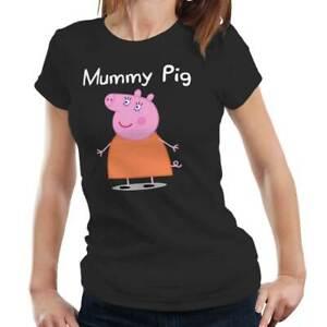 Mummy Pig Tshirt  - Cartoon, Cute, Mothers Day, Gift, Present