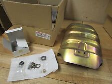YAMAHA OEM REAR STEEL UNDER FENDER STAY KIT W/ CHROME SEAT TAB  V-STAR 400 + 650
