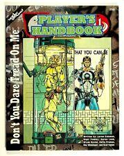 Underground Player's Handbook 358 Mayfair Games MGI Cyberpunk RPG
