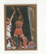 1992/93 Fleer League Leader Michael Jordan Card #238 Chicago Bulls! GOAT MJ HOF