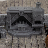 Dwarven Forge | 28mm Scale Terrain | Dungeons and Dragons | Warhammer