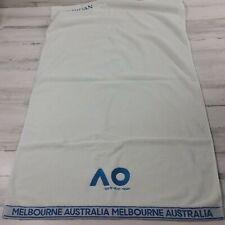 Australia Open Melbourne Towel White/Blue  48×26.5
