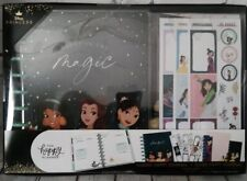 Happy Planner Disney Princess Trust in the Magic Belle Jasmine Mulan Box Set