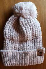 STREAKER BLUSH POM BEANIE Winter Hat Snow Ski Cap