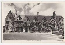 The Old Bell, Malmesbury RP Postcard, B349