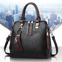 Women's Fashion Handbag Beautiful Lady Crossbody Bag Elegant Pu Leather One J8D2