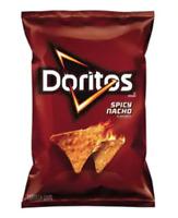 Doritos Spicy Nacho Flavour Tortilla Chips 7oz 198.4g Crunchy Crisps SEALED NEW