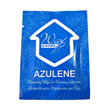 Wax Necessities at Home Azulene After Waxing Finishing Wipes pack of 20