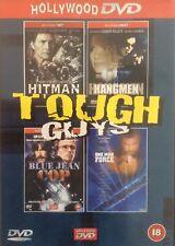 Tough Guys Movies: Portrait of A Hitman; Hangmen; Blue Jean Cop & One Man Force