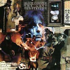 ALICE COOPER-THE LAST TEMPTATION(FACTORY SEALED CASSETTE)
