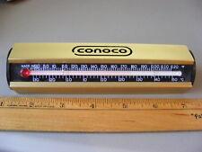 Vintage 1970's Conoco Desk Thermometer
