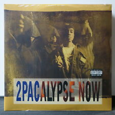 2PAC '2Pacalypse Now' Gatefold 180g Vinyl 2LP NEW/SEALED