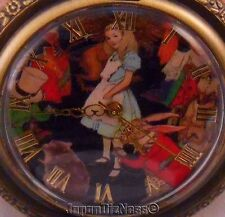 New Alice in Wonderland Classic Style Alice & Wonderland Characters Pocket Watch