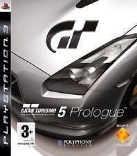Gran Turismo 5 Prologue Playstation 3 NUOVO ORIGINALE SIGILLATO AUTOMOBILISMO