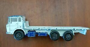 Vintage Old 1971 Matchbox Super Kings Diecast Model Toy, Pallet Truck R34