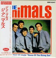 ANIMALS-S/T-JAPAN MINI LP CD C94