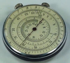 Circular SLIDE RULE Soviet CALCULATOR model KL-1