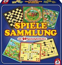BÜ) Schmidt Spiele Spiele-Sammlung mit 50 Spielen