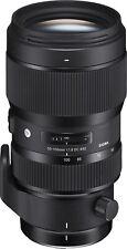 Sigma 50-100mm F1.8 DC HSM Art Lens for Canon EF (Sigma 4 Year USA Warranty)