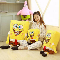 SpongeBob Squarepants Plush Soft Doll Bear Girl Boy Baby kids teens Toy Gift