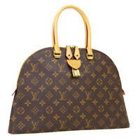 LOUIS VUITTON LV MOON ALMA 2WAY HAND BAG DU3129 PURSE MONOGRAM M44961 32755