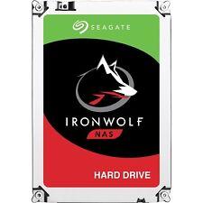 """4TB 8TB 10TB 12TB 14TB 16TB Seagate IronWolf NAS HDD 3.5"""" Internal Hard Drive"""