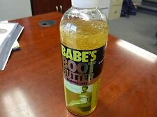 Babe's Boot Butter binding lube
