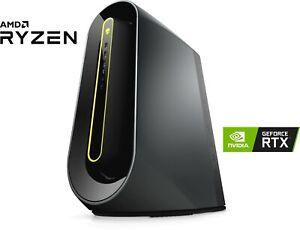 Alienware Aurora R10 Gaming Computer Ryzen 7 3700X 16GB 512GB NVIDIA RTX 3070 8G