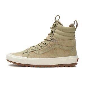NEW Vans Sk8-Hi Boot MTE DX VN0A3ZCFUQ7 men womens shoe winter Safari 5 - 9 US
