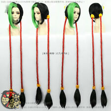 LOL Jinx Dragon's Fire Limited Edition League of Legends Long Cosplay Wig Hair