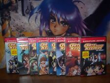 Gate Keepers - Vol 1,2,3,4,5,6,7,8 - Complete Collection - BRAND NEW - Anime DVD