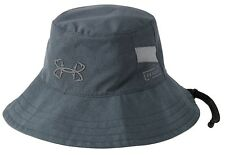 Under Armour UA ArmourVent™ Coolswtich Thermocline Stealth Gray Bucket Sun Hat