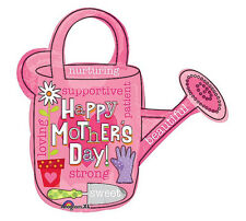 """MOTHER'S DAY PARTY SUPPLIES 28"""" WATERING CAN SUPERSHAPE ANAGRAM BALLOON"""