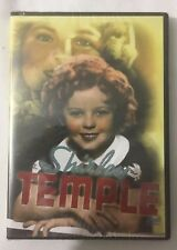 Shirley Temple (DVD, 2004) Factory Sealed Fast Free Shipping