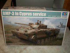 Trumpeter 1/35 Scale BMP-3 In Cyprus Service