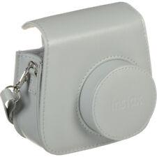 Fujifilm Groovy Camera Case for instax mini 9 (Smokey White) #7503
