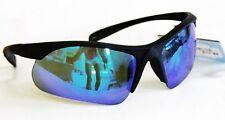 """Foster Grant """"OFFENSE"""" Sunglasses-Men Sport- Shatter-Resistant (177) Blue Lens"""