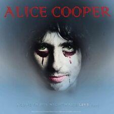 Alice Cooper – Best of Alone In His Nightmare Live 1975  180g Vinyl NEW