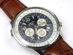 Mens Rotary GS00644/05 Chronograph Dress Watch - 100m