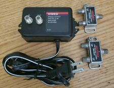 Video Signal Amplifier / Single Output / Free Shipping