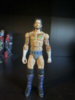CM Punk - Elite Best of PPV Paul Heyman BAF - loose Custom