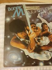 Boney M. - Nightflight To Venus [ Reggae Disco Pop Promo