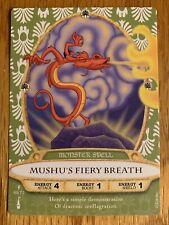 Disney Parks -Sorcerers of the Magic Kingdom Card -#69/70 Mushu's Fiery Breath